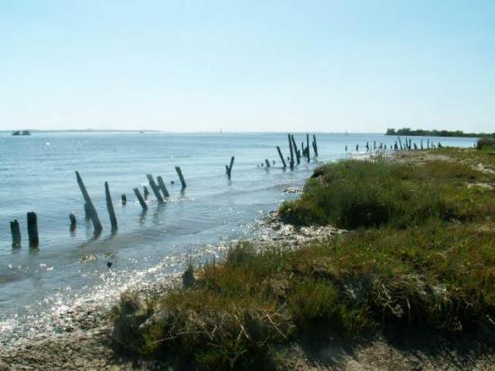 En longeant la côte